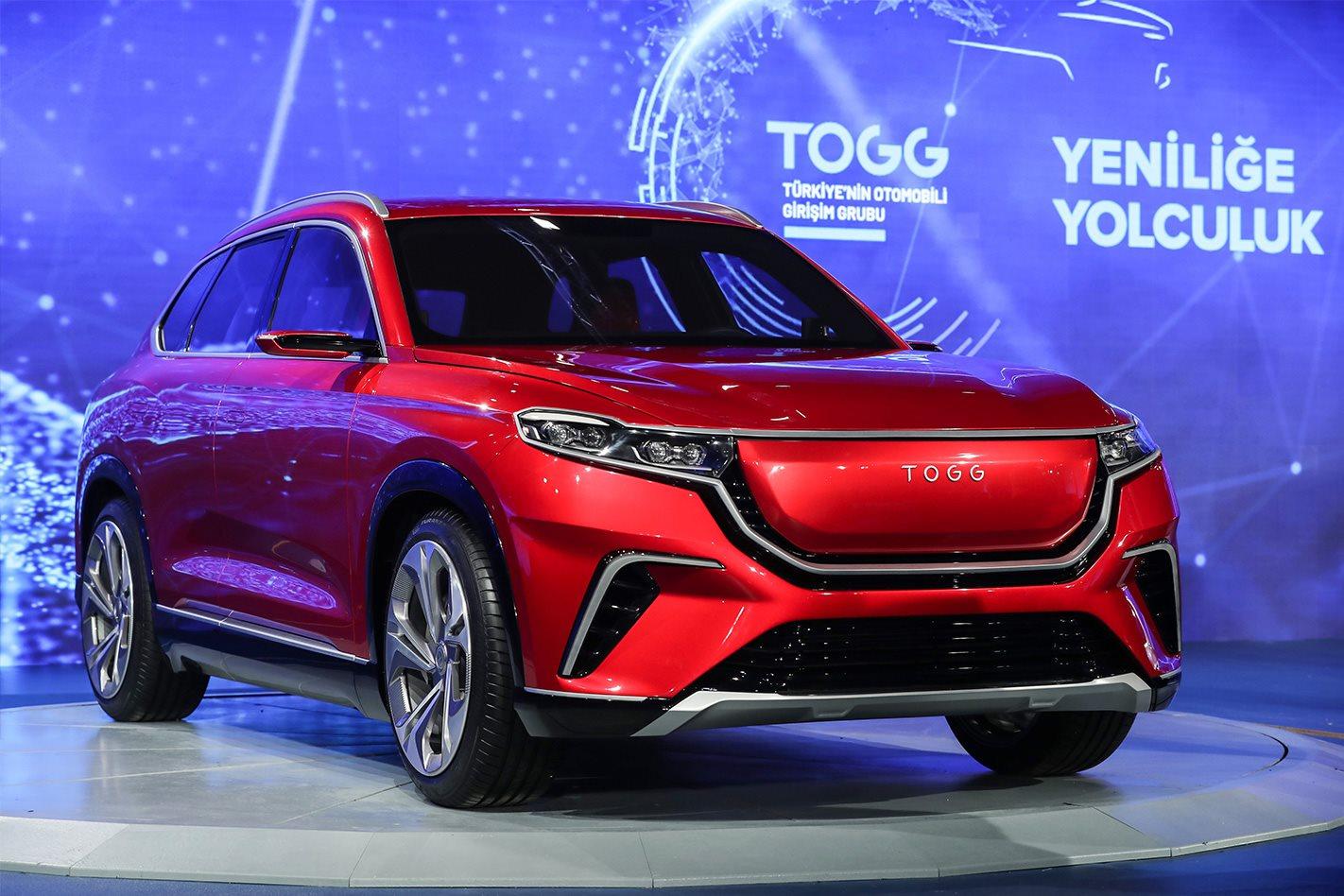 Turkish Tesla rival TOGG hopes to push Turkey onto global automotive stage
