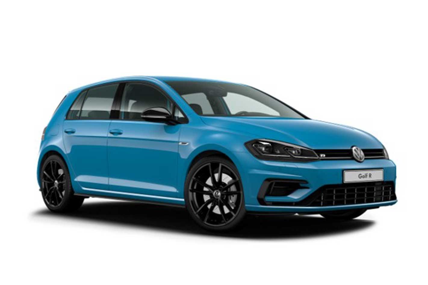 2020 Volkswagen Golf R Final Edition announced