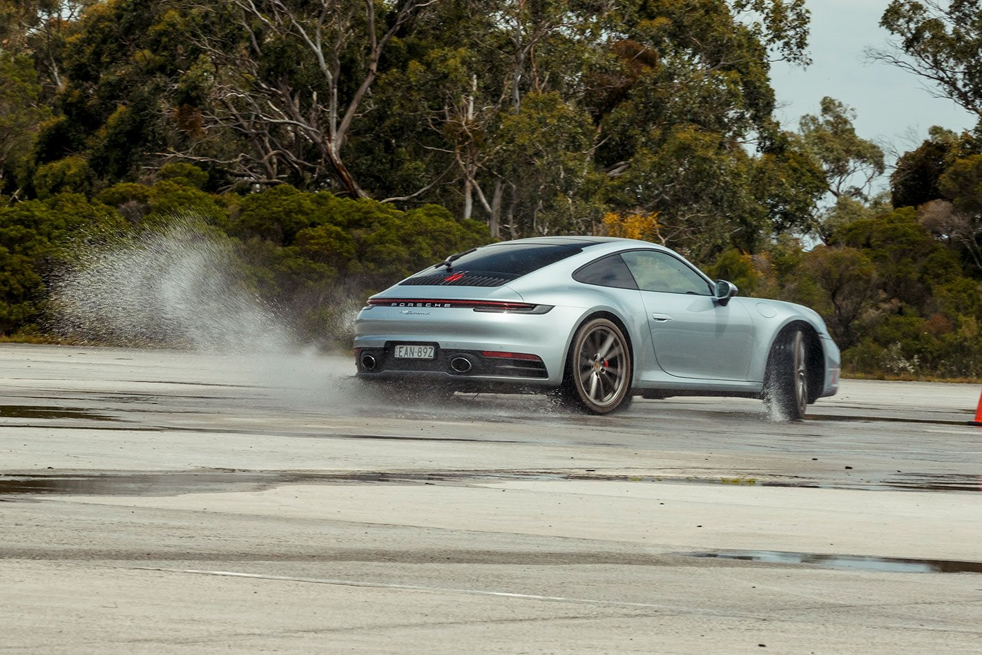Gallery: Porsche 992 911 takes on Wheels Car of the Year