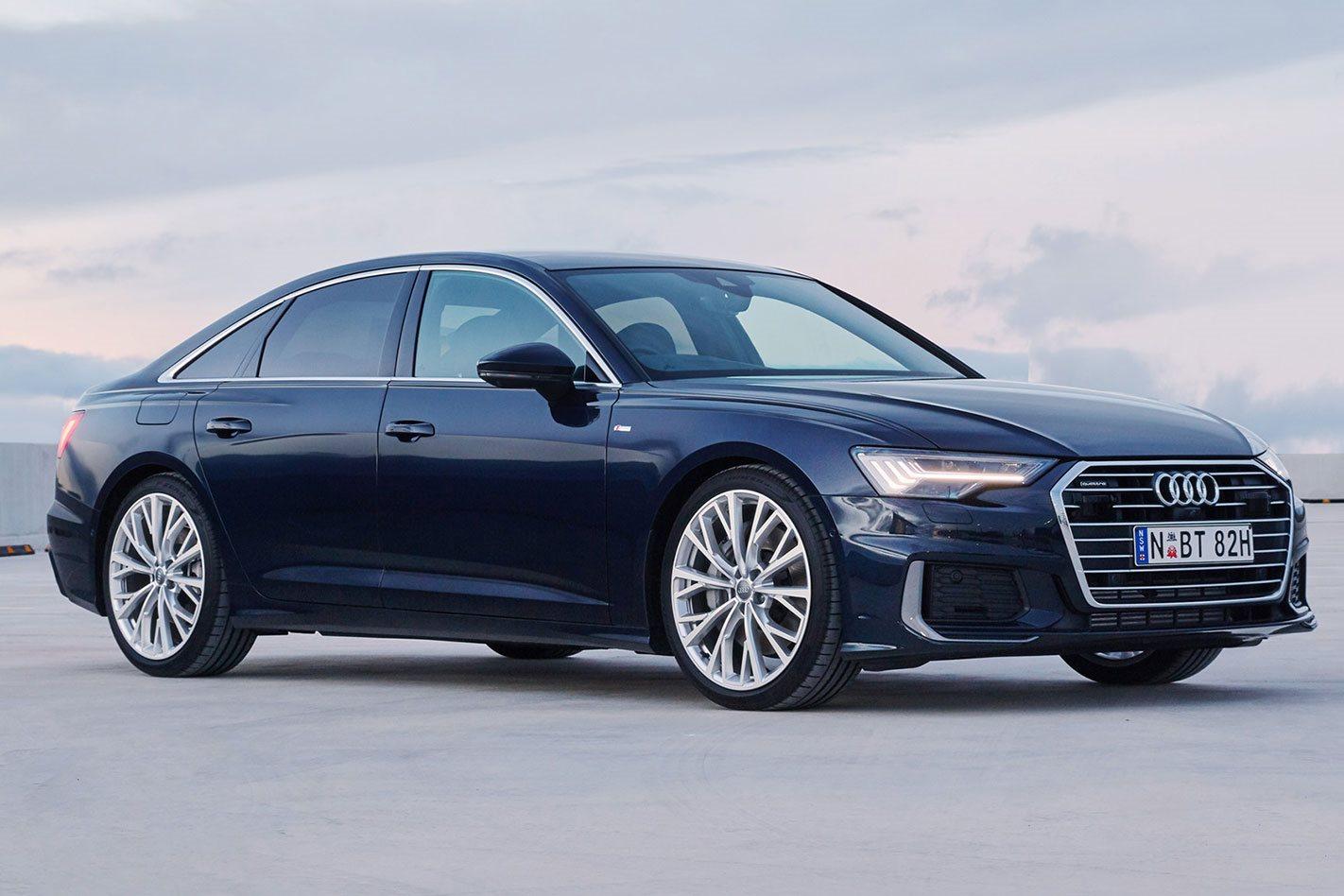 2020 Audi A6 55TFSI Review