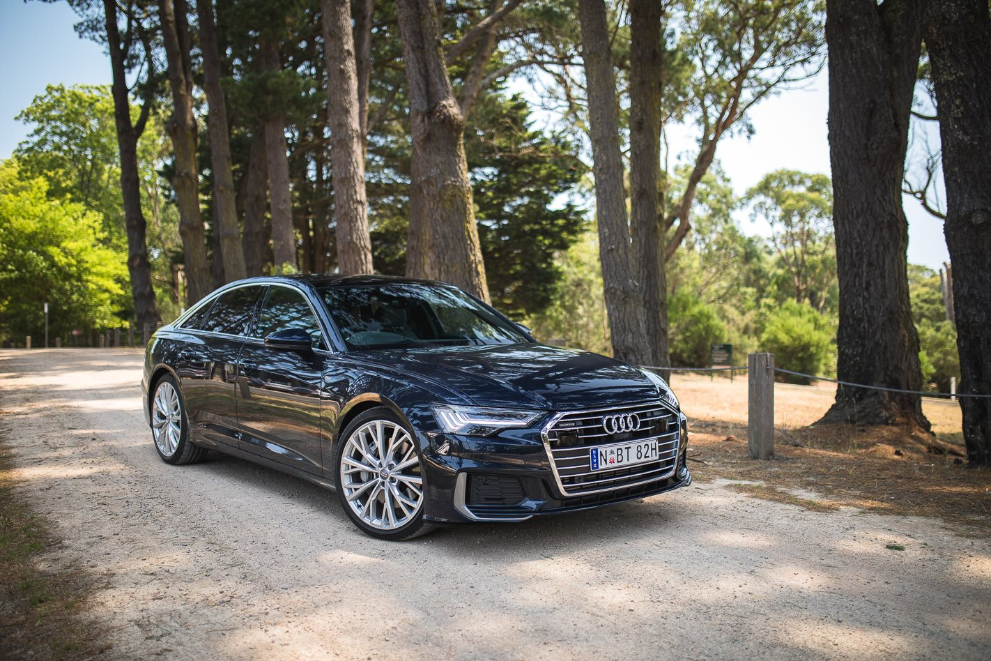 From work hard to play hard with the 2020 Audi A6 55 TFSI