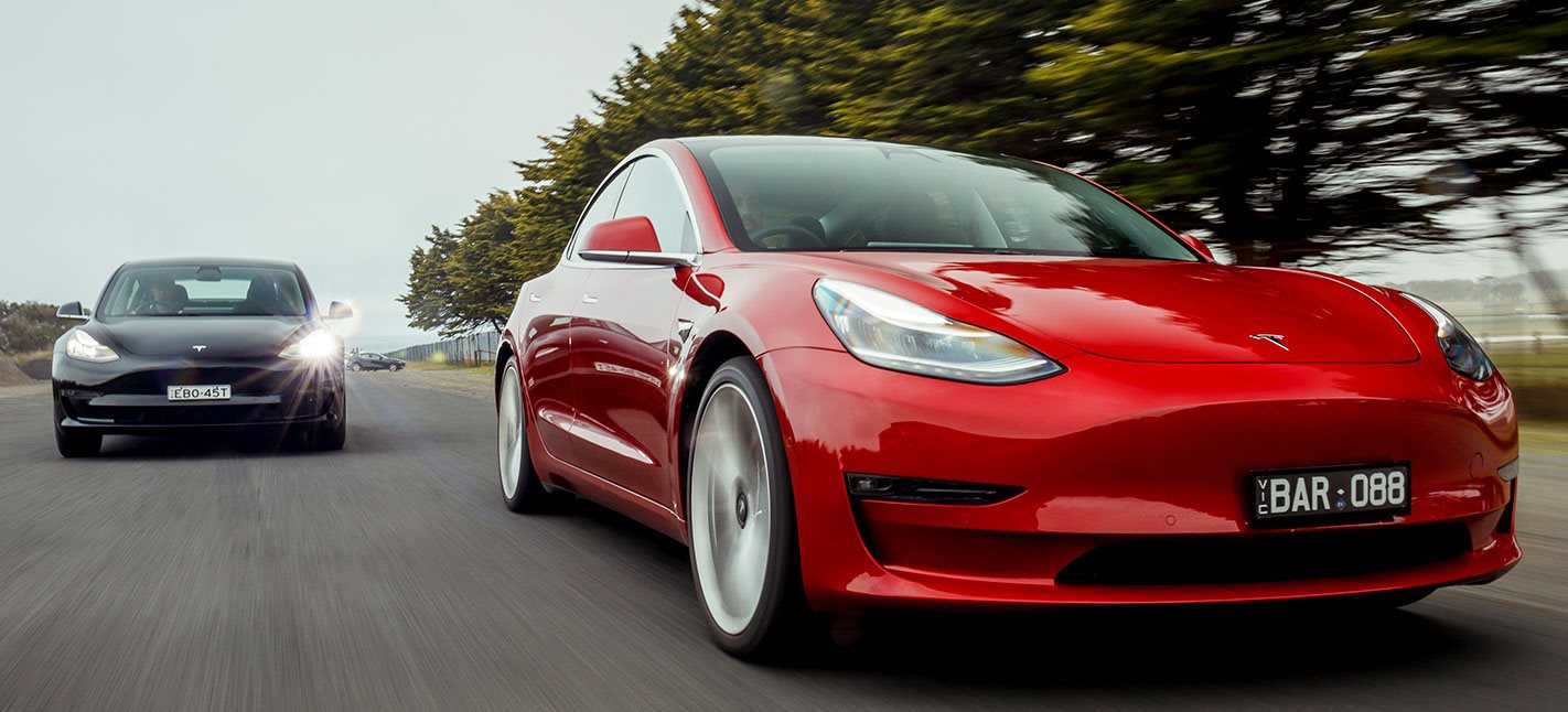 Meet the COTY 2020 finalists: Tesla Model 3