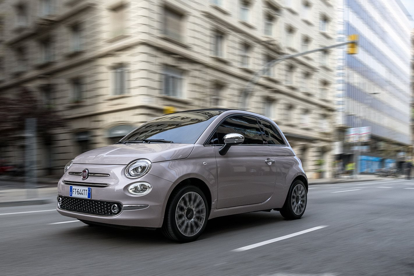 Fiat 500 Abarth 595 2020 Review