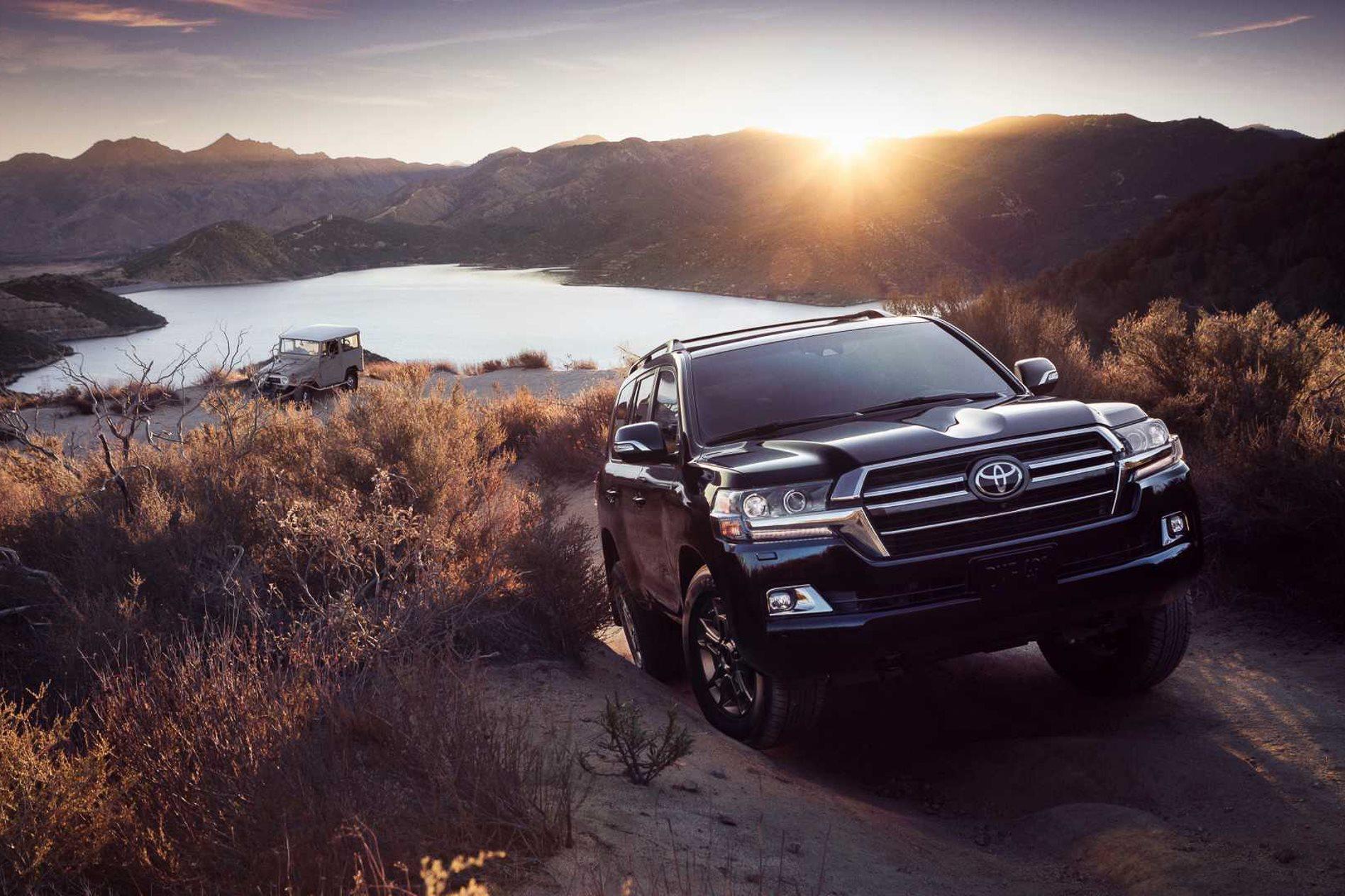 2020 Toyota Land Cruiser Diesel Overview
