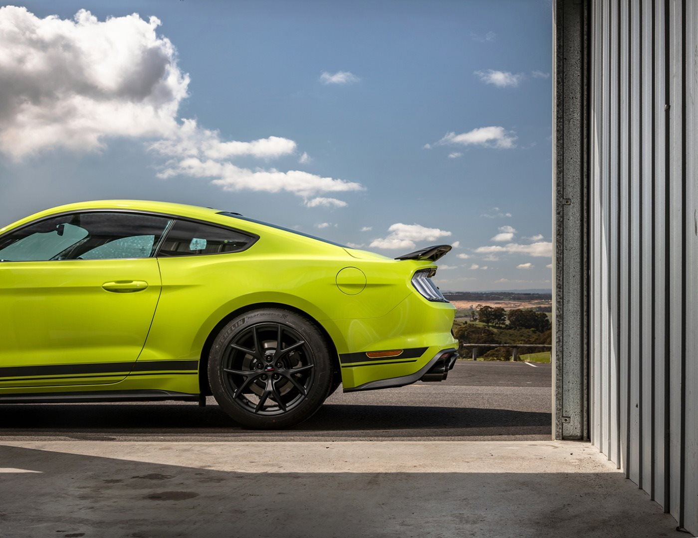 Next-gen Ford Mustang launch date confirmed   Wheels Mag