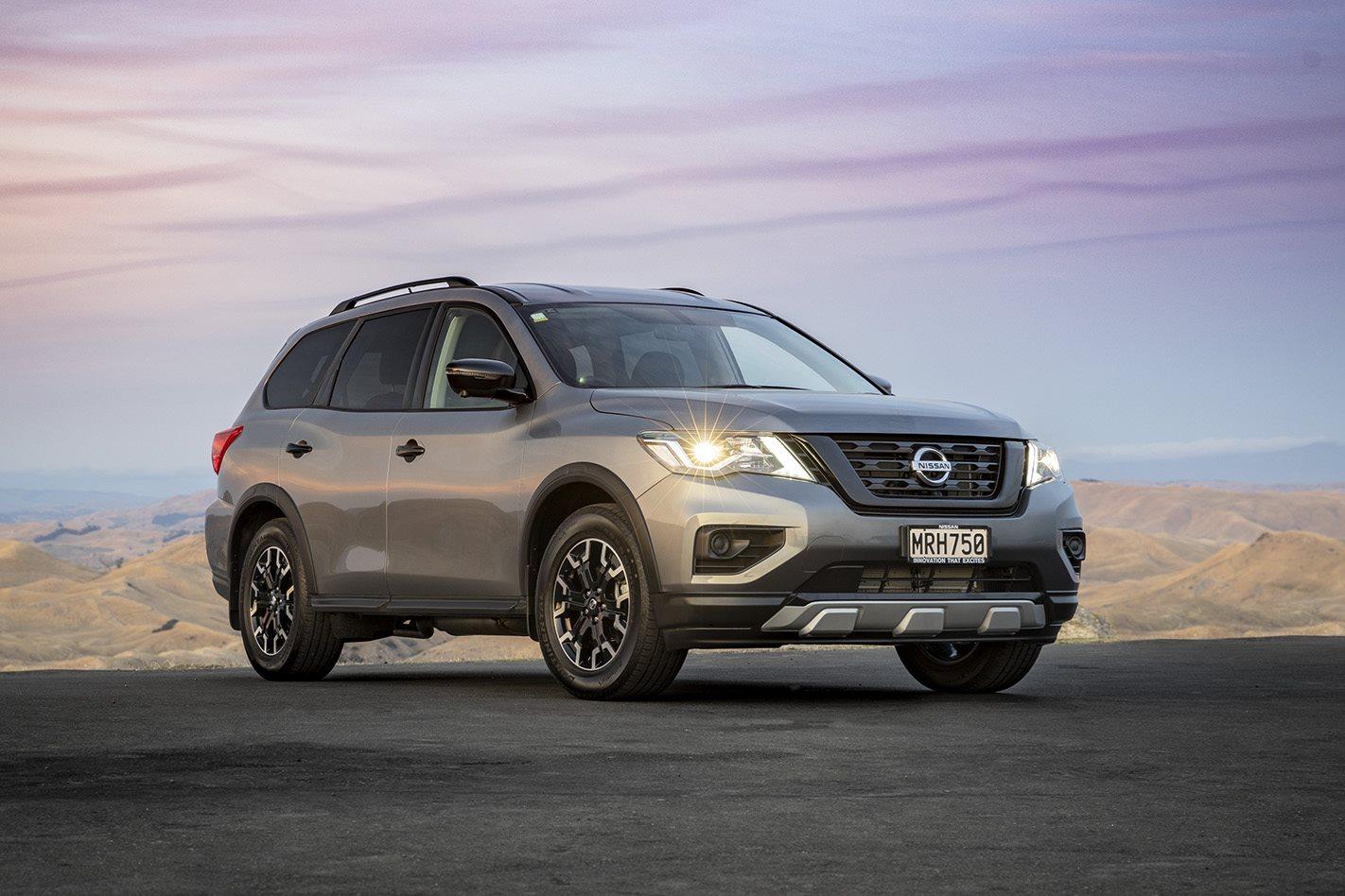 Nissan Pathfinder ST+ N-Trek 2020 review