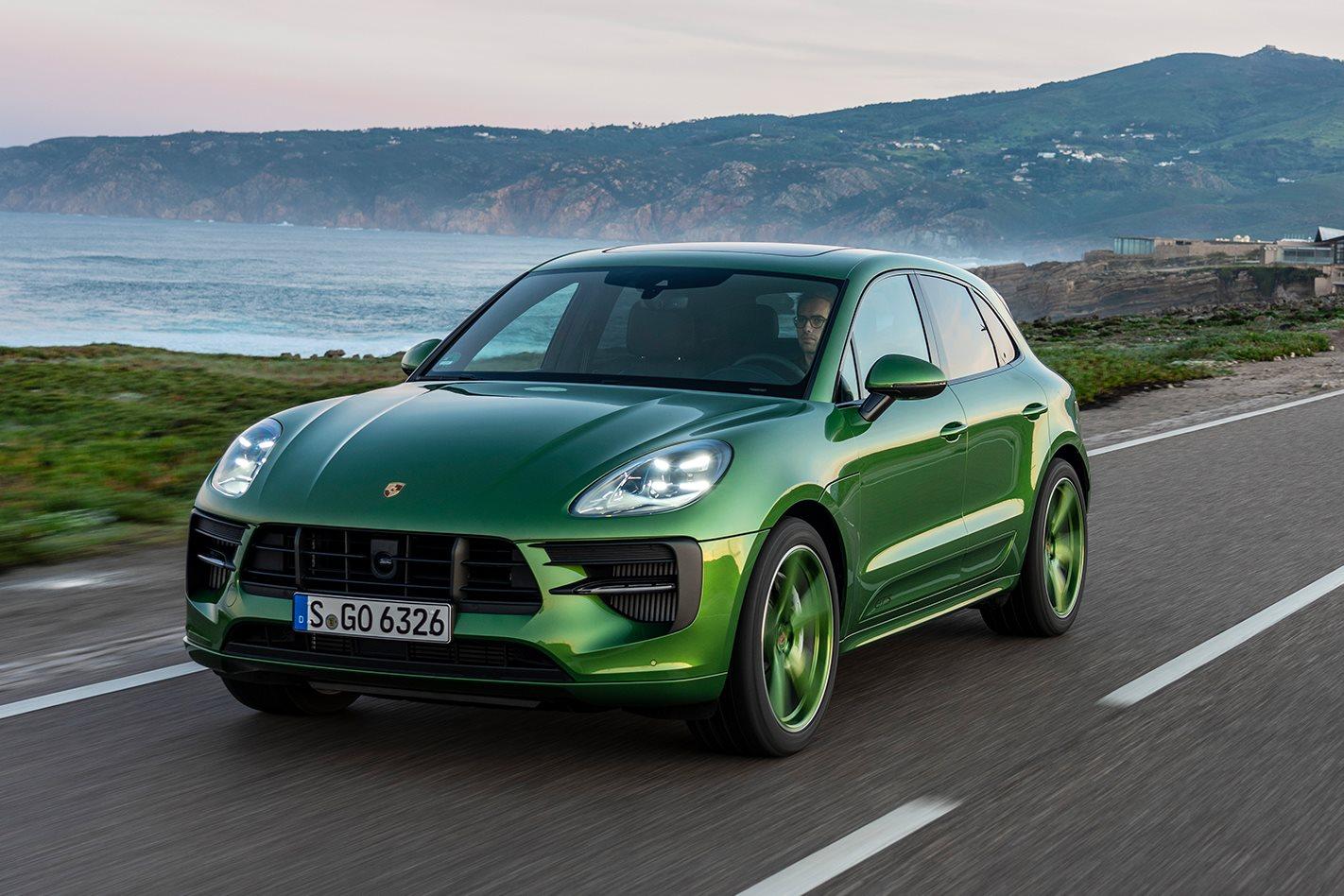 2020 Porsche Macan Gts Review