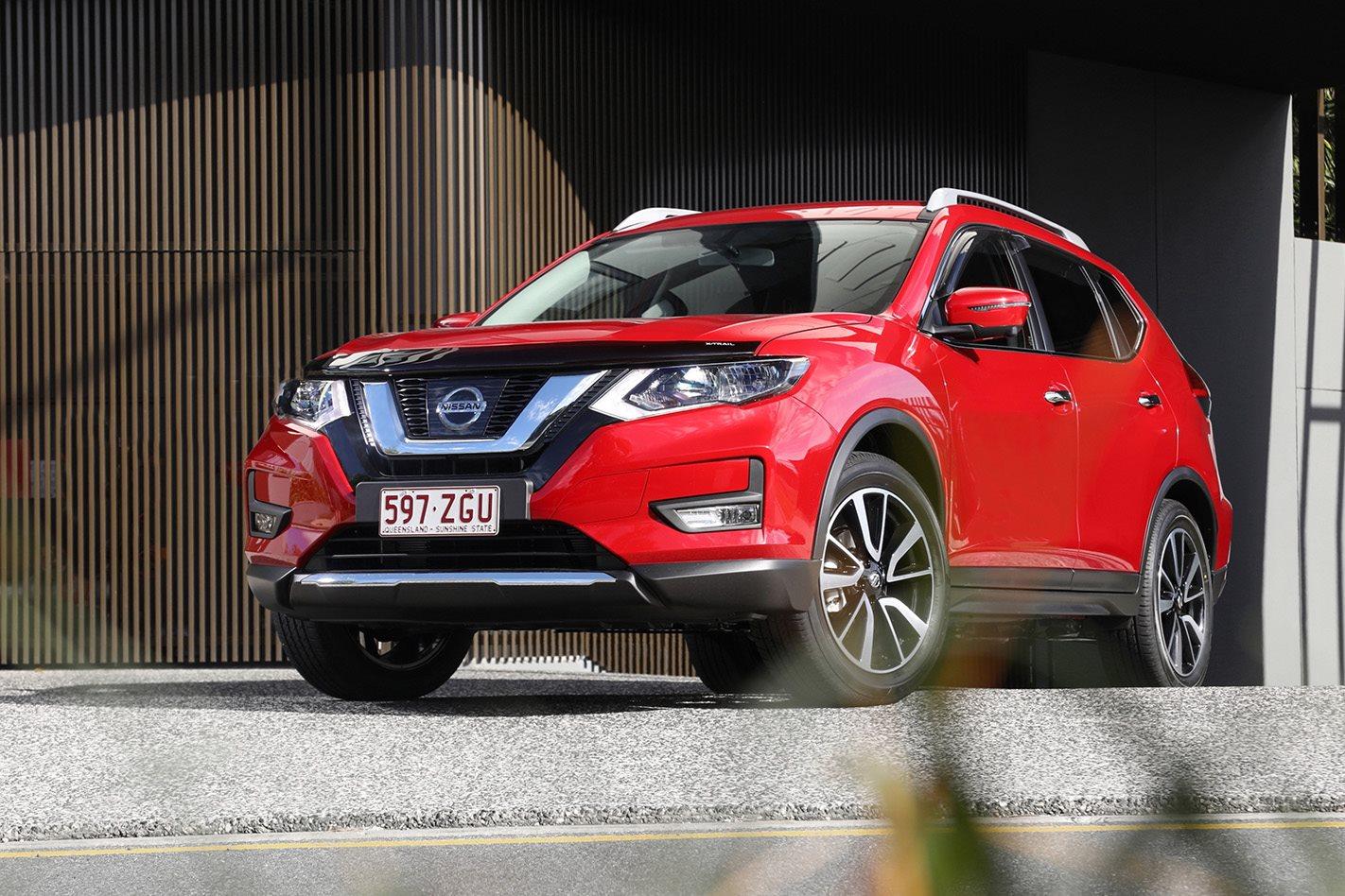 Nissan X Trail N Trek 4x4 2020 Review
