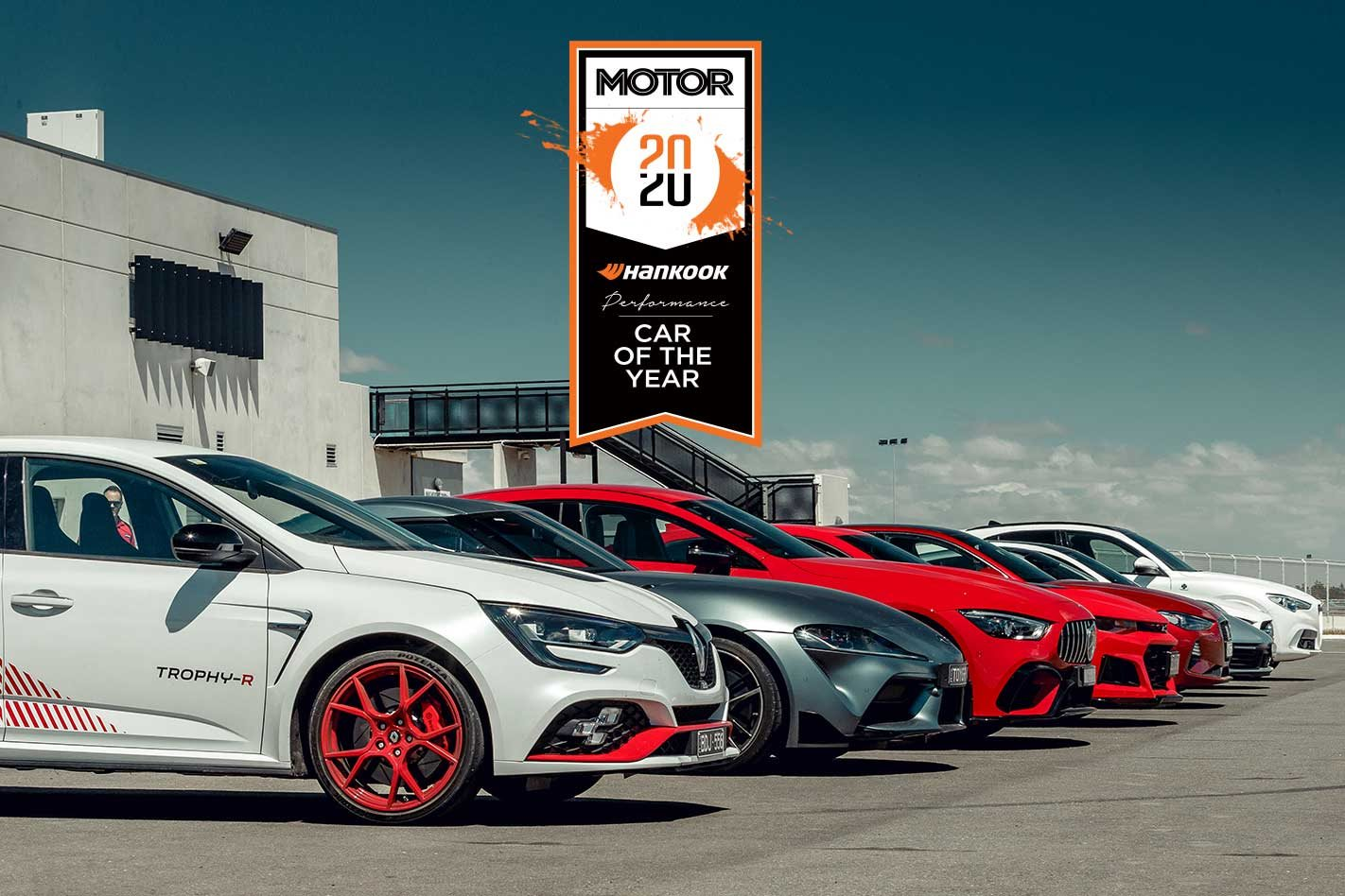 Performance Car of the Year 2020: Performance Testing