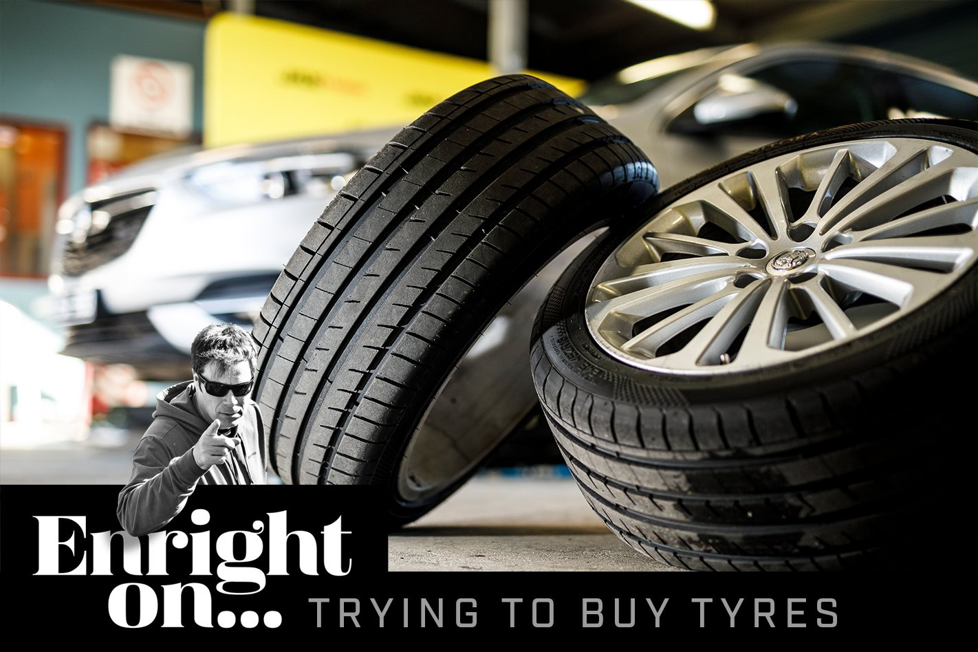Buying new tyres is infuriating