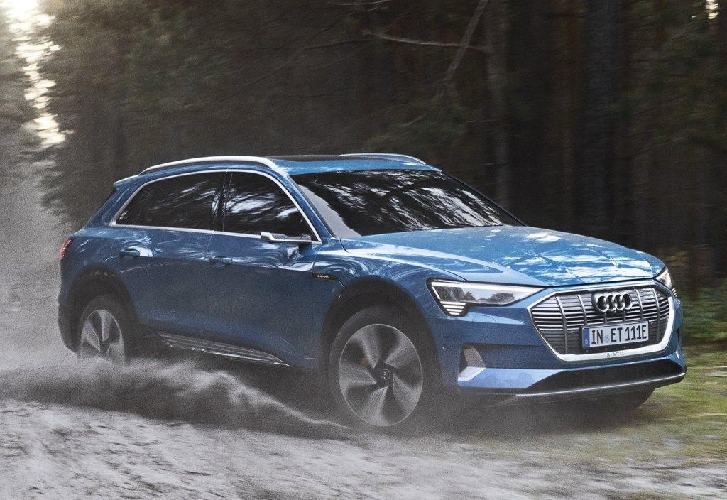 Audi e-tron SUV delayed again