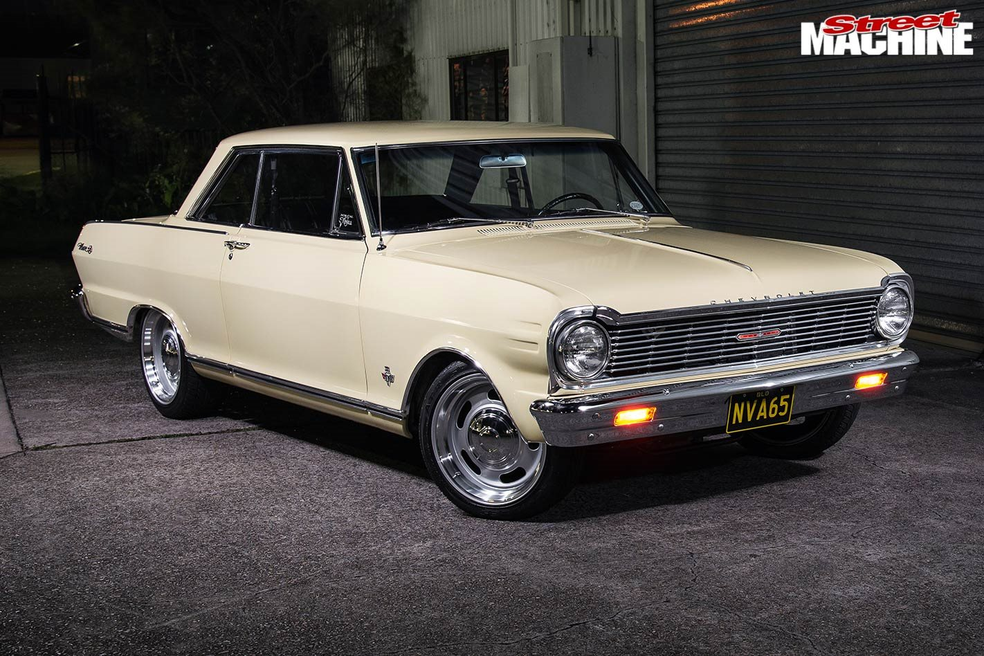 LS-swapped 1965 Chevrolet Nova SS - part twoWhichCar