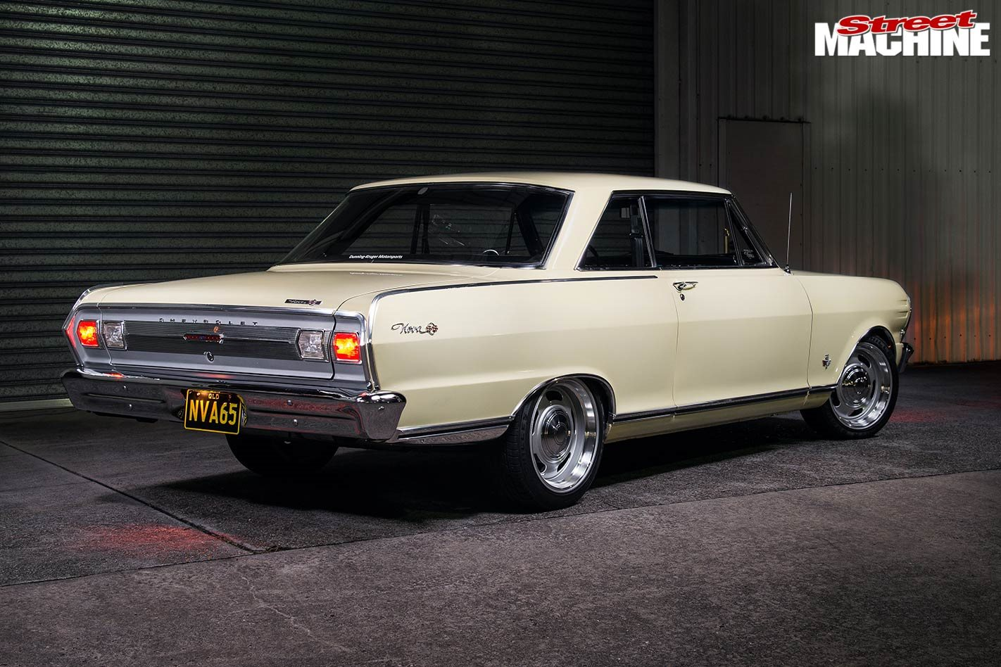 Ls Swapped 1965 Chevrolet Nova Ss Part Two