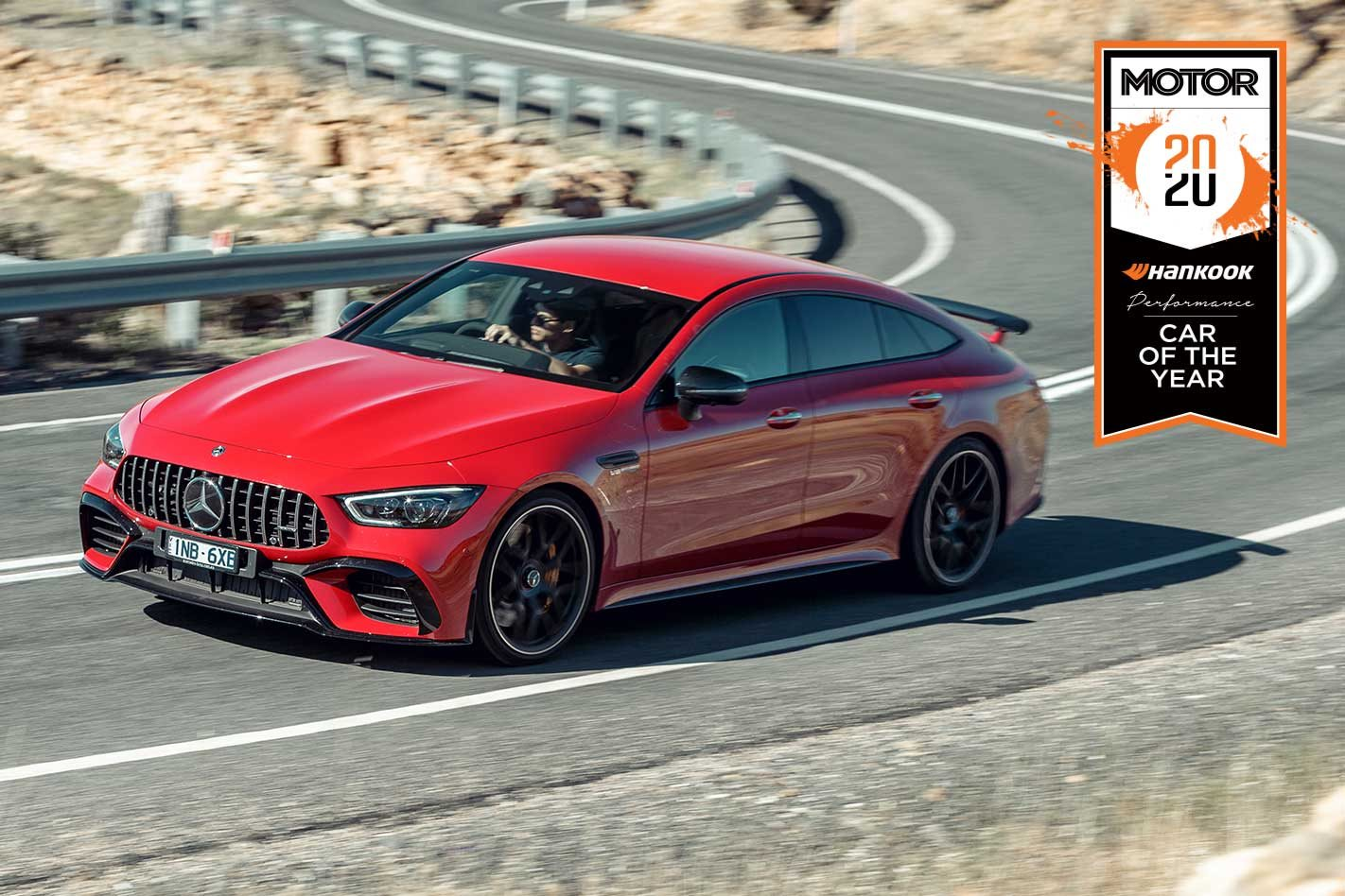 PCOTY 2020: Mercedes-AMG GT63 S - 2nd Place