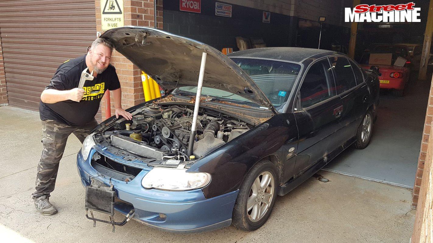 Blown L67 V6 engine start-up – Carnage Plus episode 46