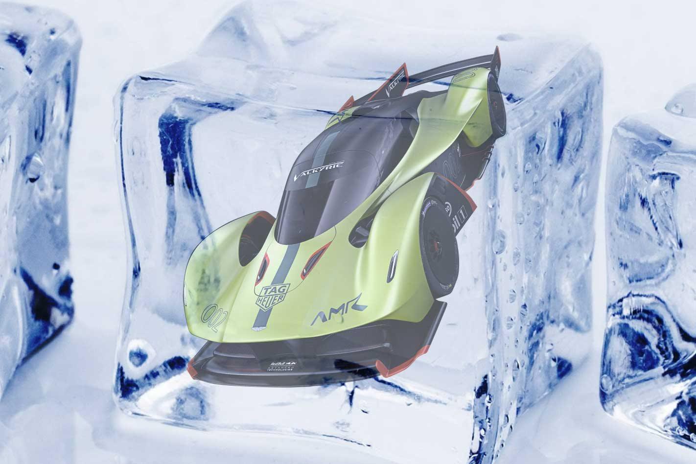 Aston Martin halts Le Mans hypercar programme