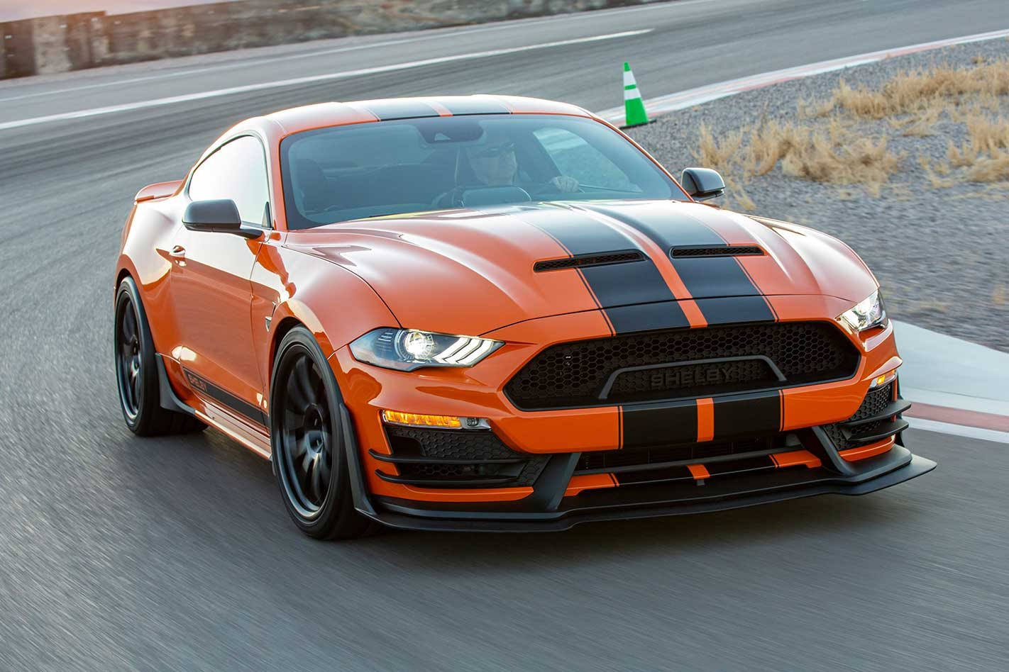 Carroll Shelby Signature Series Mustang revealed