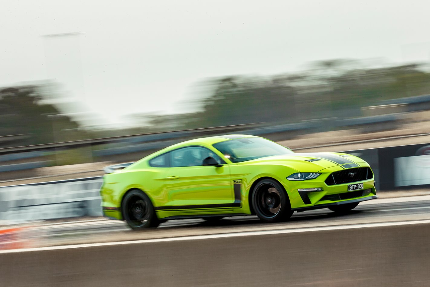 Ford Mustang R-Spec: real-world 0-100km/h time revealed