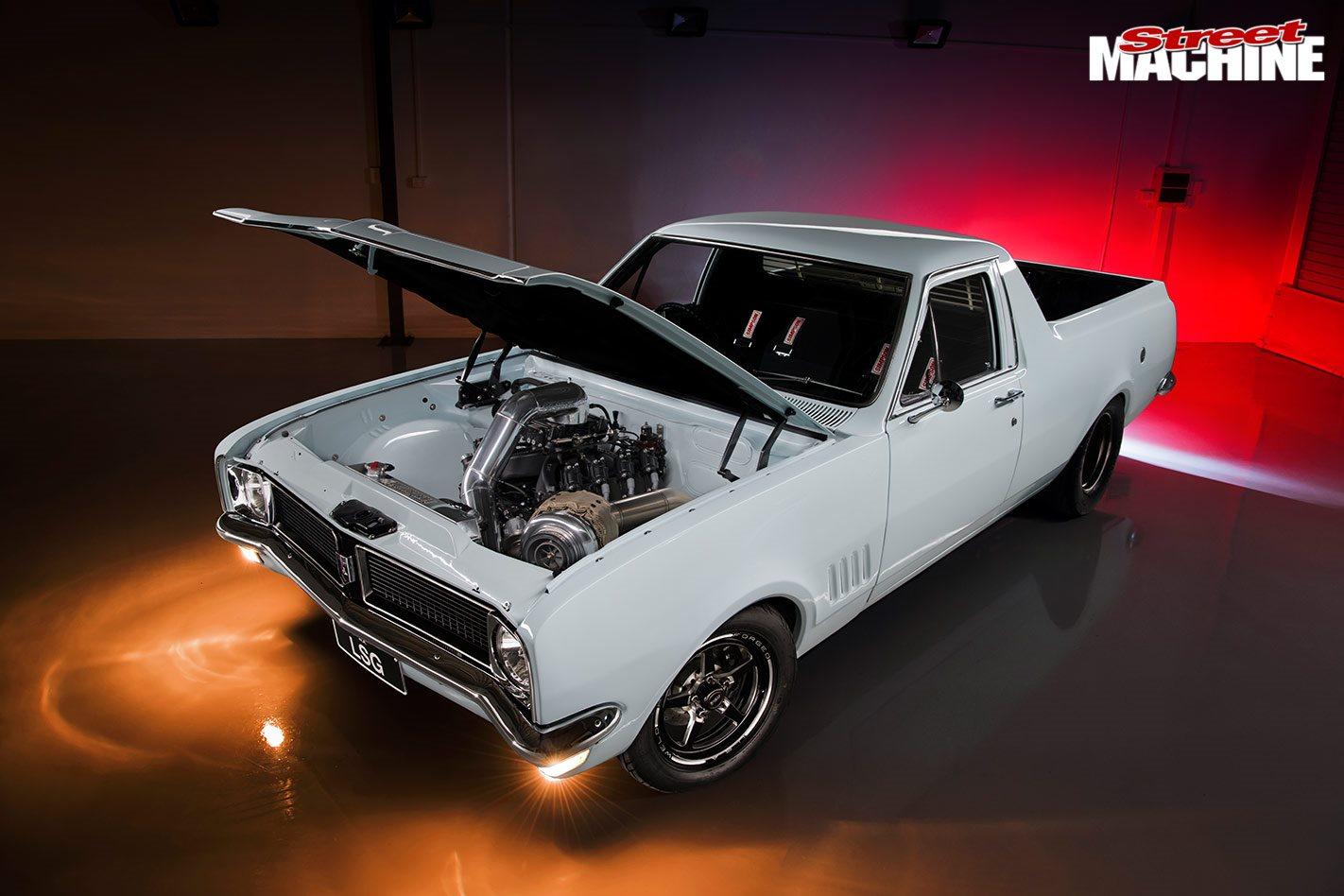 Turbo LS3-powered HG Holden ute - LSG