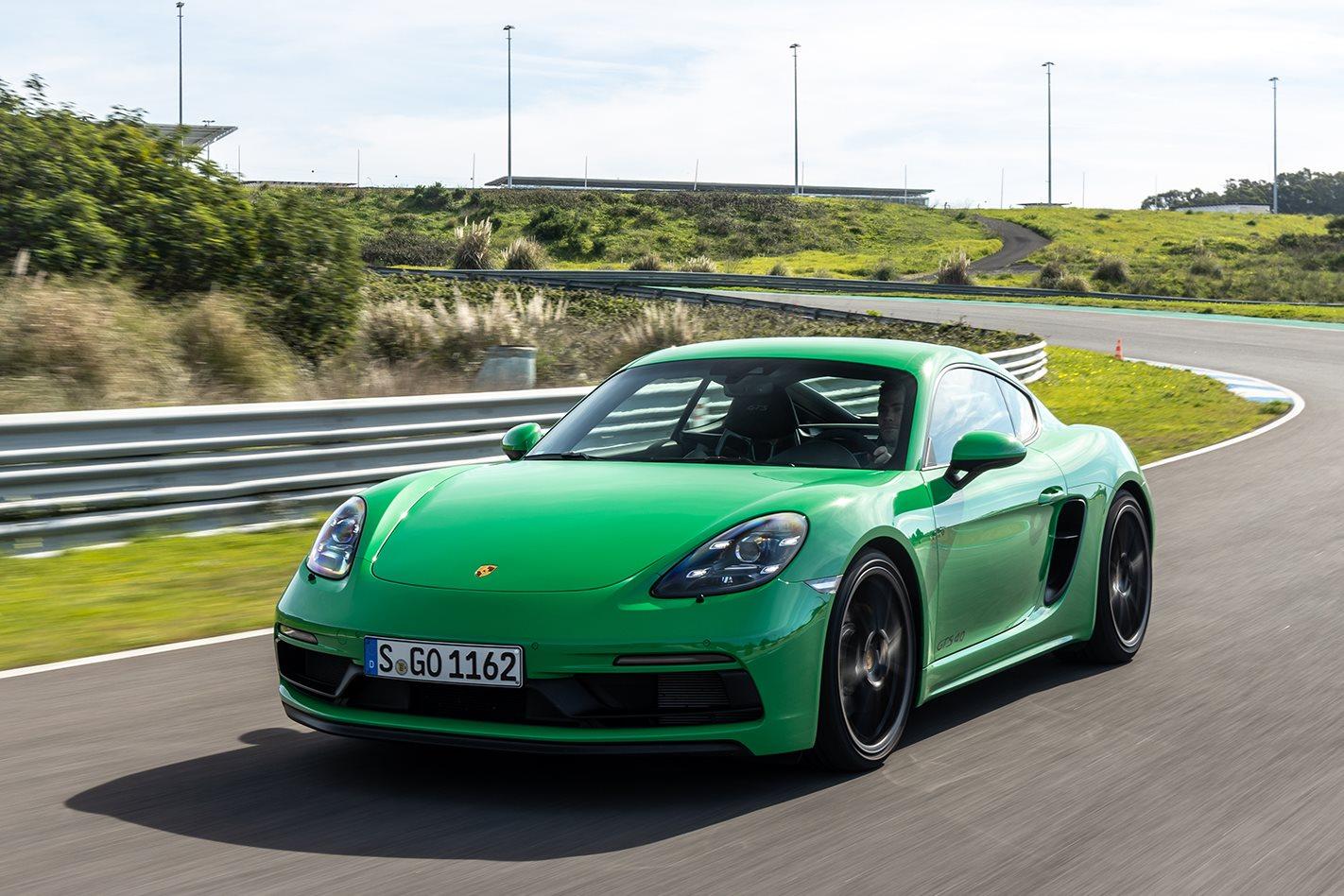 2020 Porsche Cayman GTS review