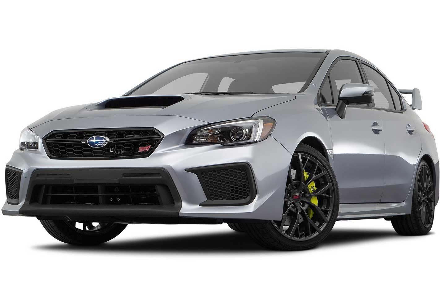 Subaru WRX STI Spec R 2020 review
