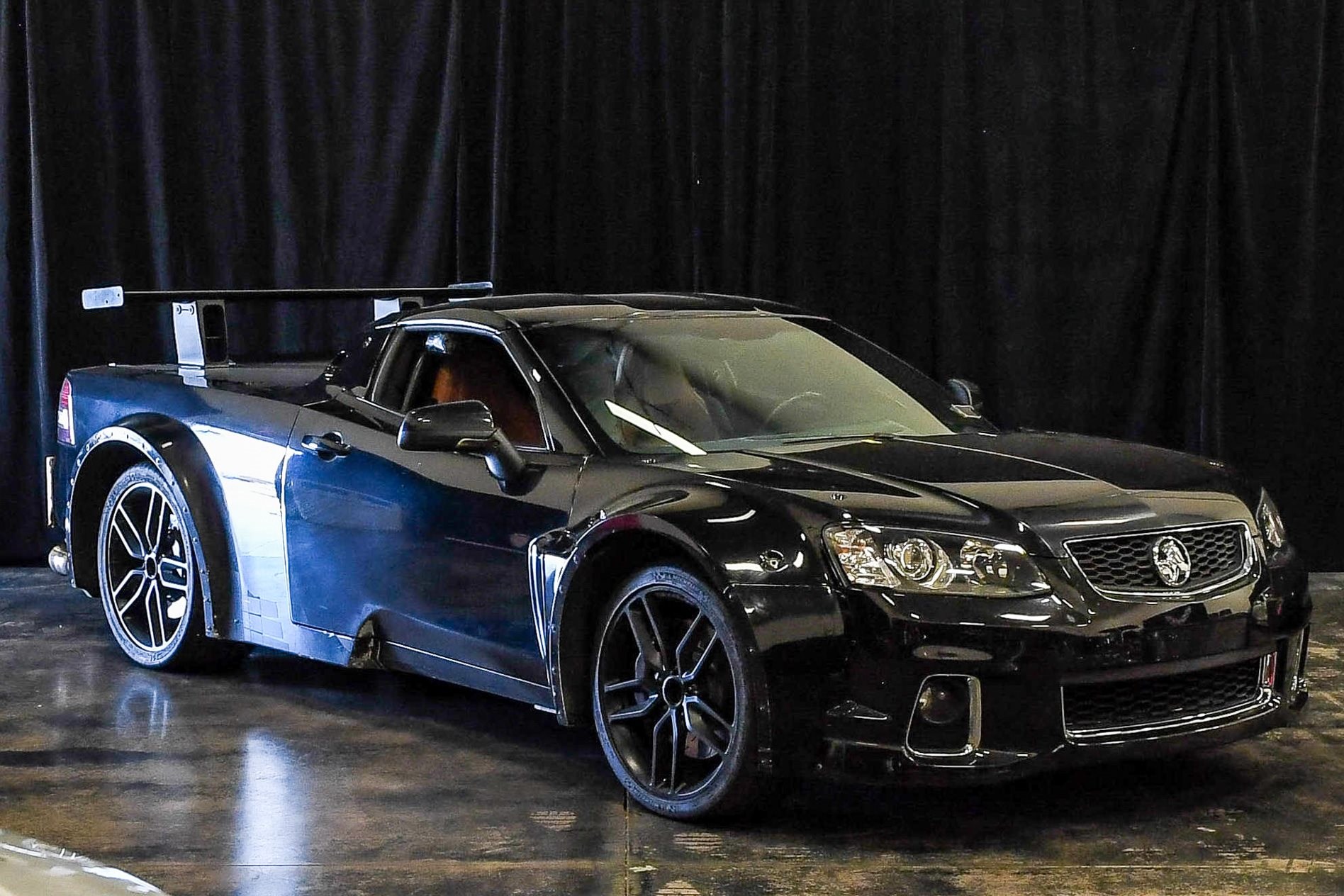 GM rolls out Holden ute mule at Corvette launch