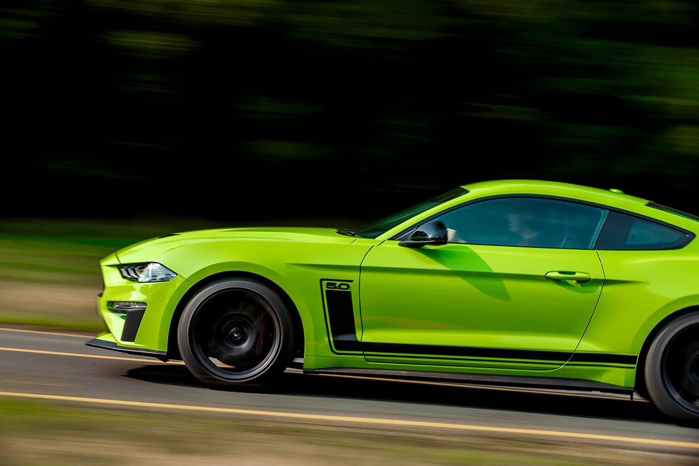 Ford Mustang R-Spec can lose bulk power depending on fuel