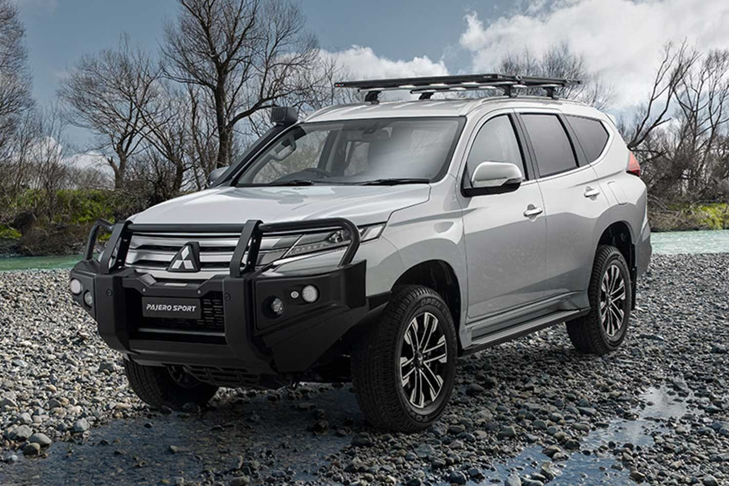 Mitsubishi Pajero Sport Off Road Accessories
