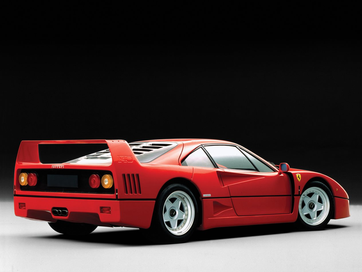The Sultan of Brunei's Ferrari F40 collection uncovered