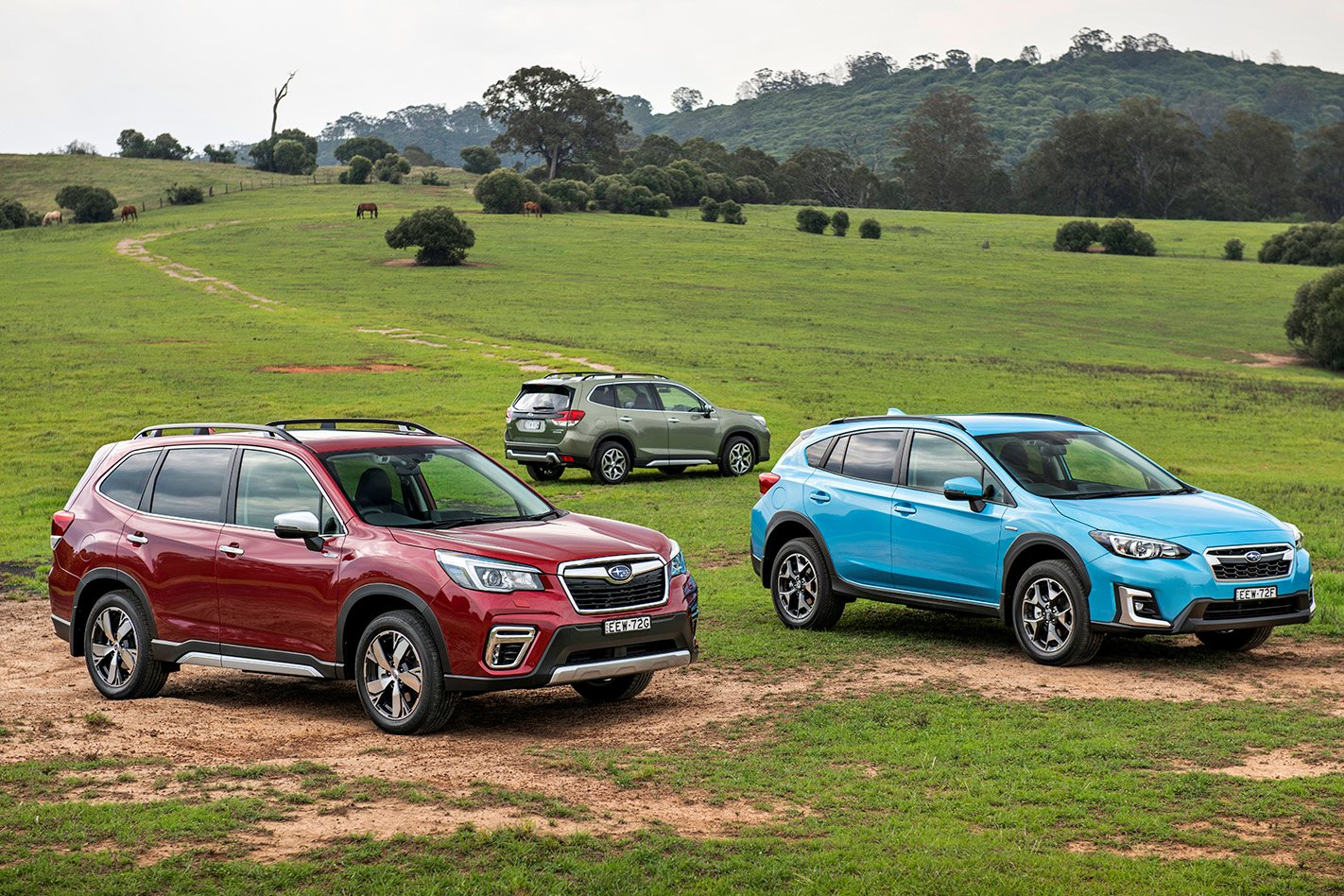 Subaru XV Hybrid and Forester Hybrid 2020 price and features announced