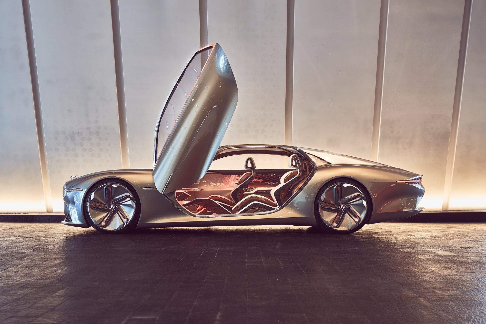Bentley Baclalar Mulliner Revealed