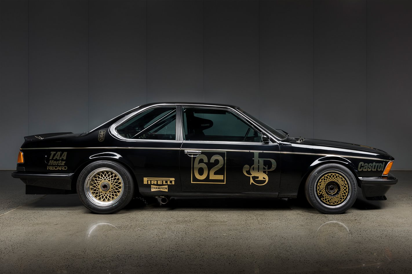 Jim Richards Bmw 635 Group A Racer Is Up For Grabs