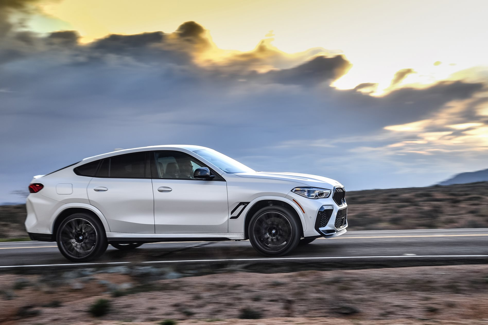 Bmw X6m 2020 Review
