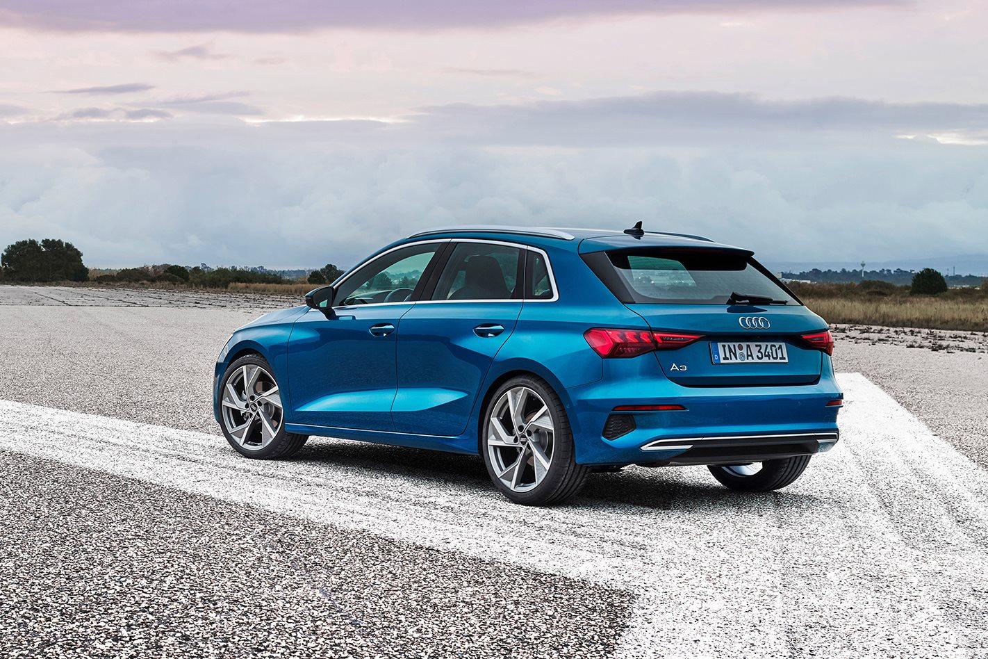 2020 Audi A3 Sportback revealed in Geneva