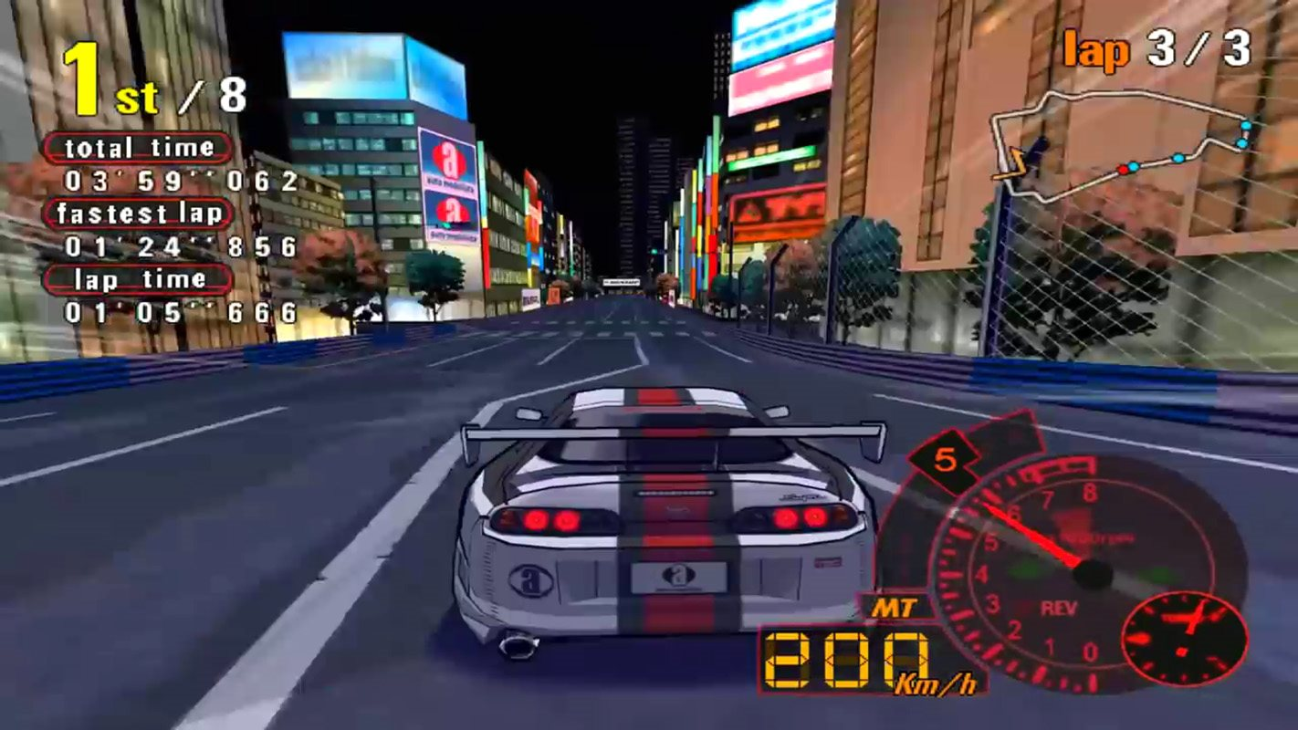 The Best Ps2 Driving Games As Judged By Actual Car Guys