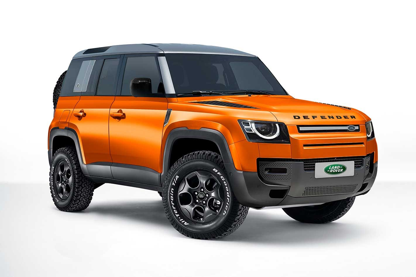 Land Rover Defender Name To Expand To Spin Off New Models
