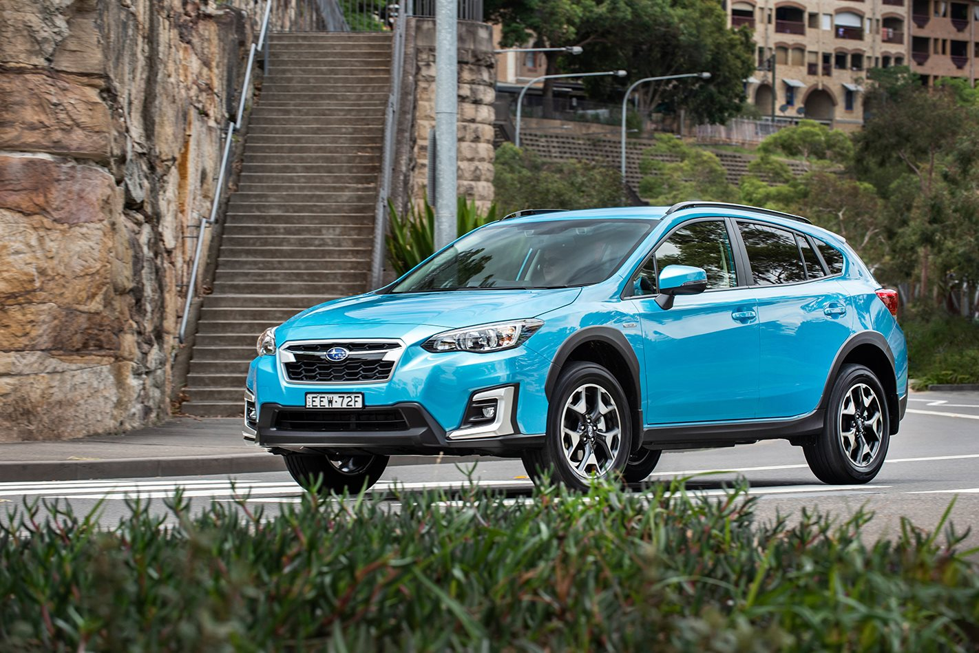 Subaru Xv Hybrid Awd 2020 Review