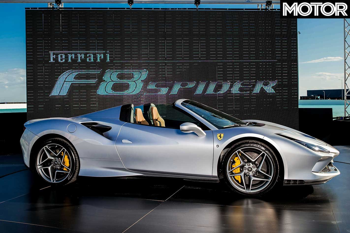 Ferrari F8 Spider Pricing And Specs Confirmed