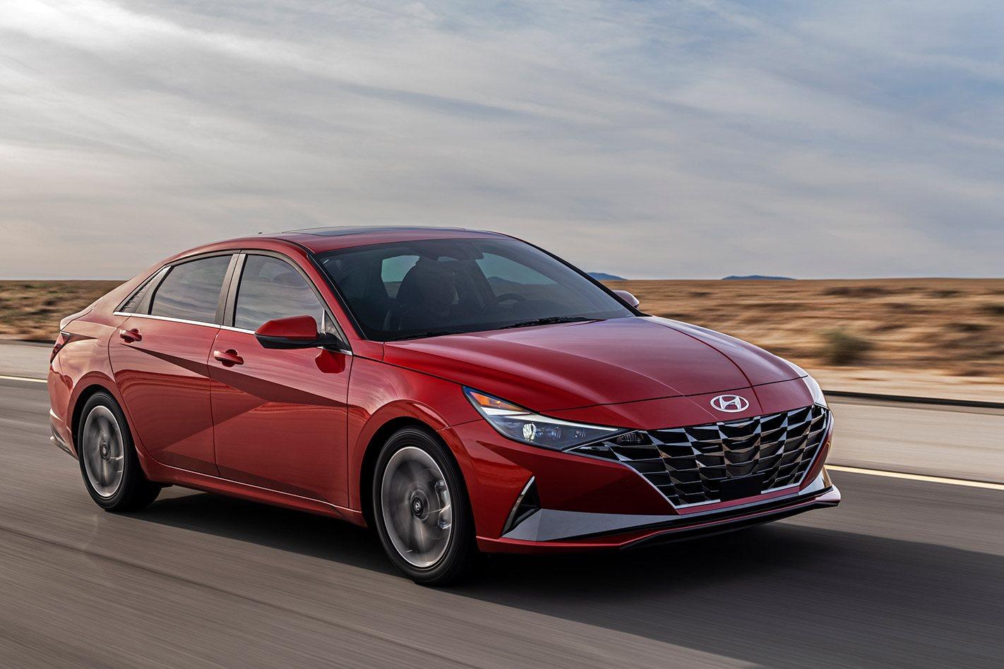 2020 Hyundai i30 Sedan revealed to replace Elantra