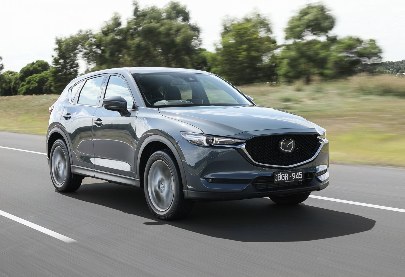2020 Mazda CX-5 pricing update: quieter, safer and more off-road capability