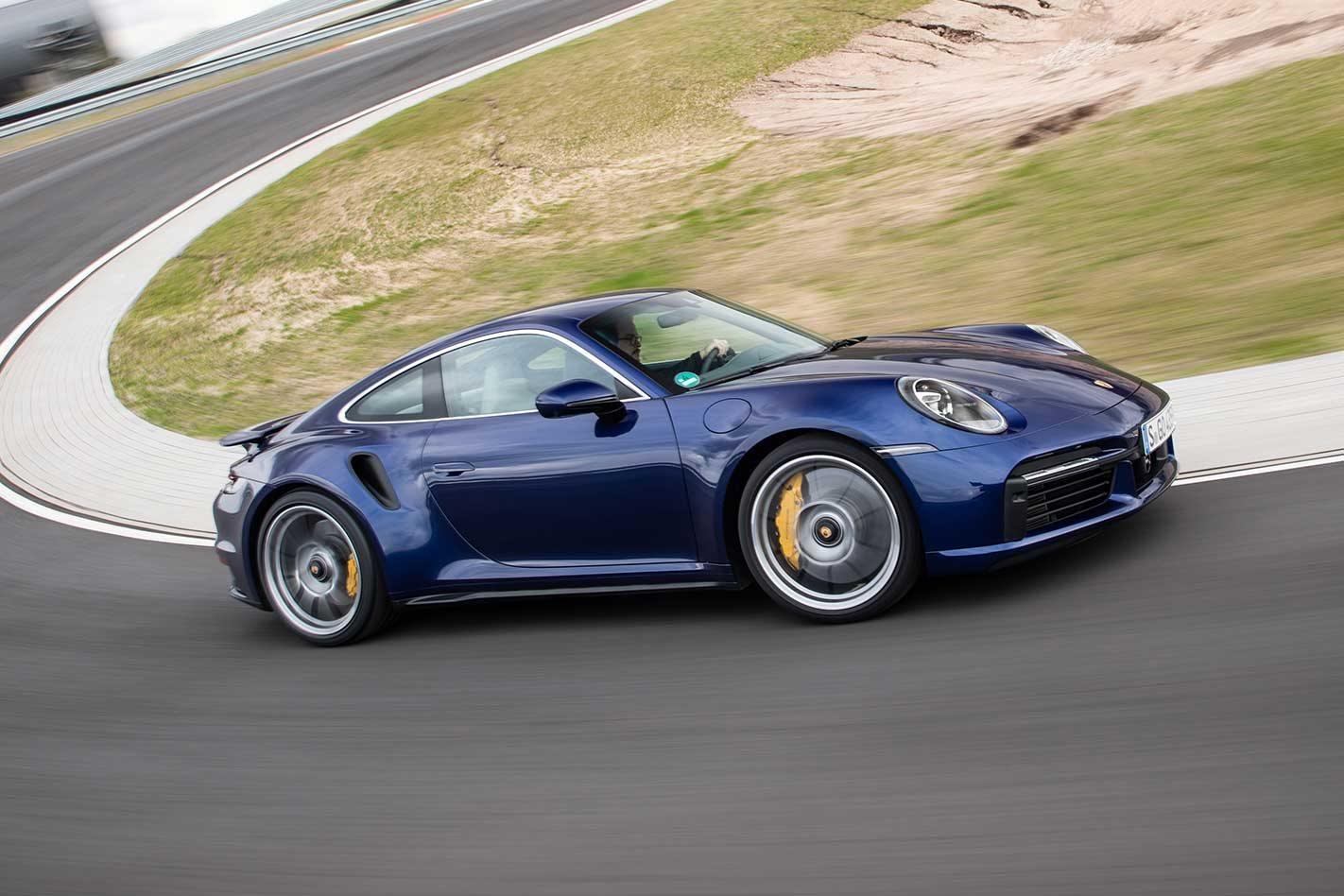 Gallery Shelved Porsche 992 911 Turbo S Launch