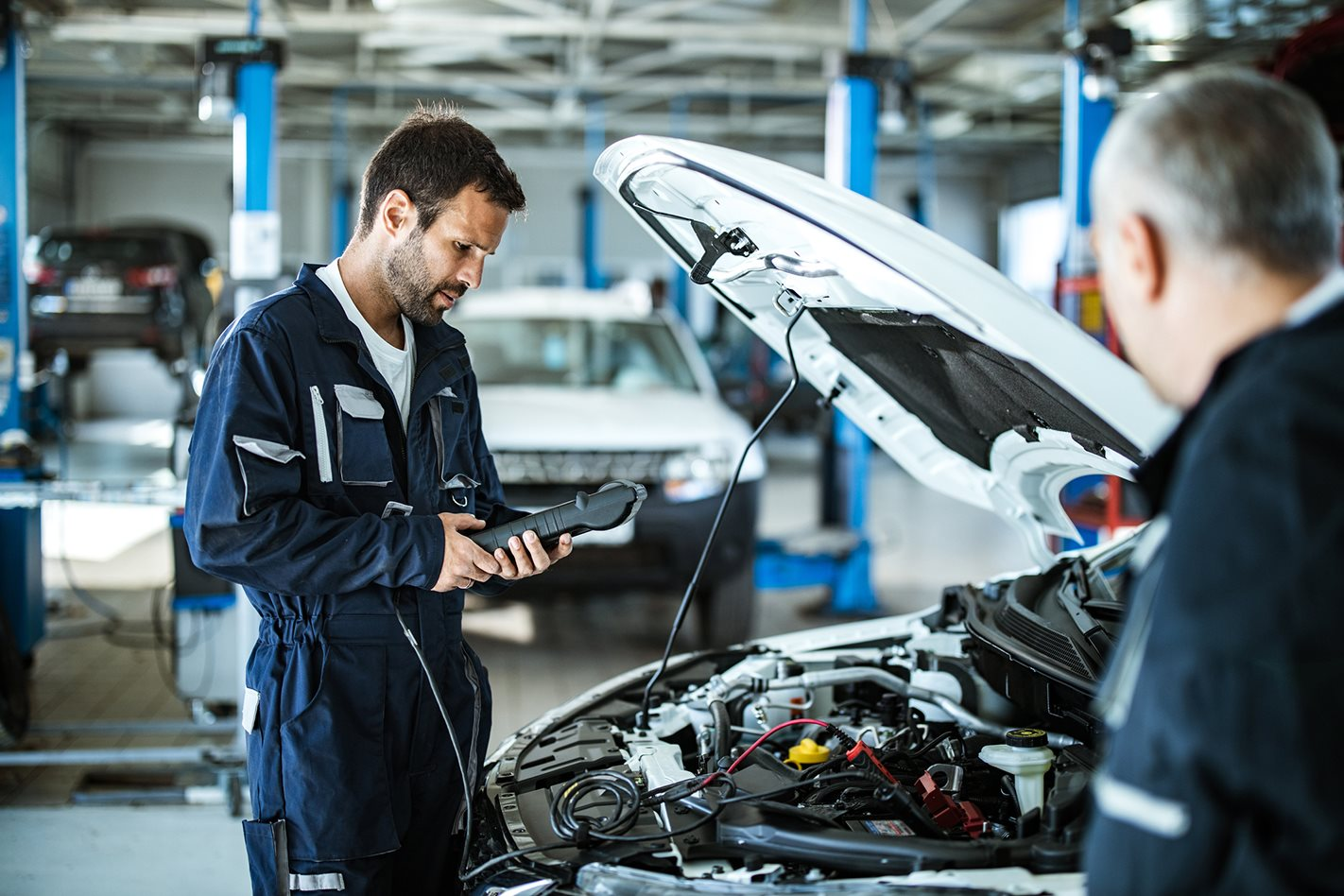 How often should I service my car?