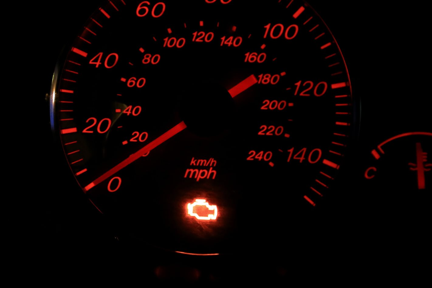 What Does The Check Engine Light Mean