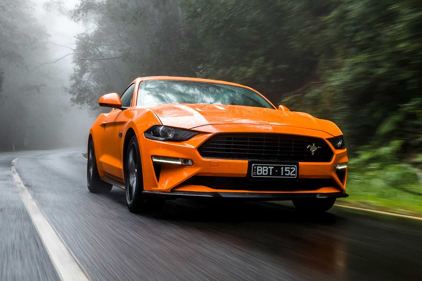 Ford Mustang 2 3l High Performance 2020 Review