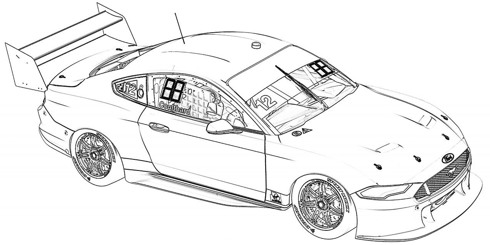 The Best Boredom Busting Car Themed Colouring Books