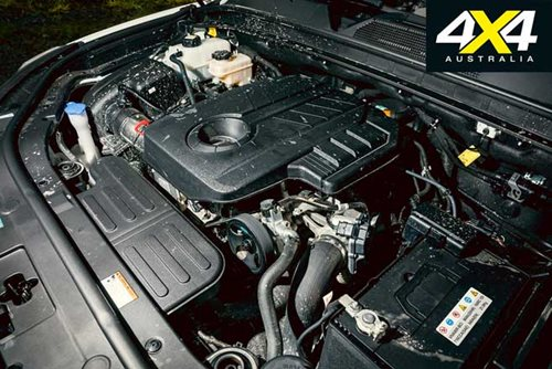 SsangYong Musso turbodiesel