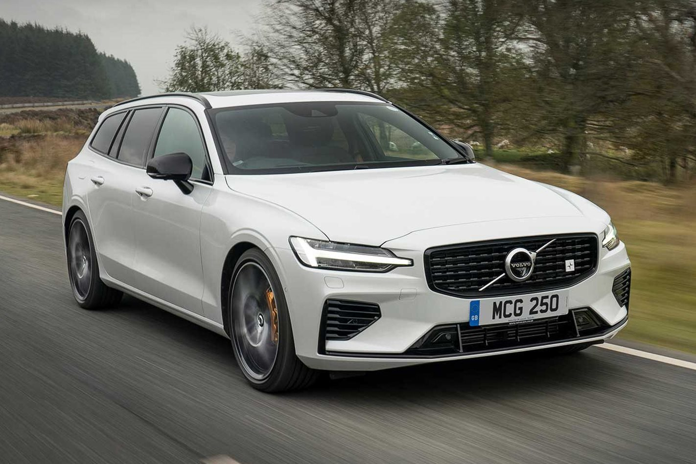 Volvo's 180km/h top speed limit now standard on all cars