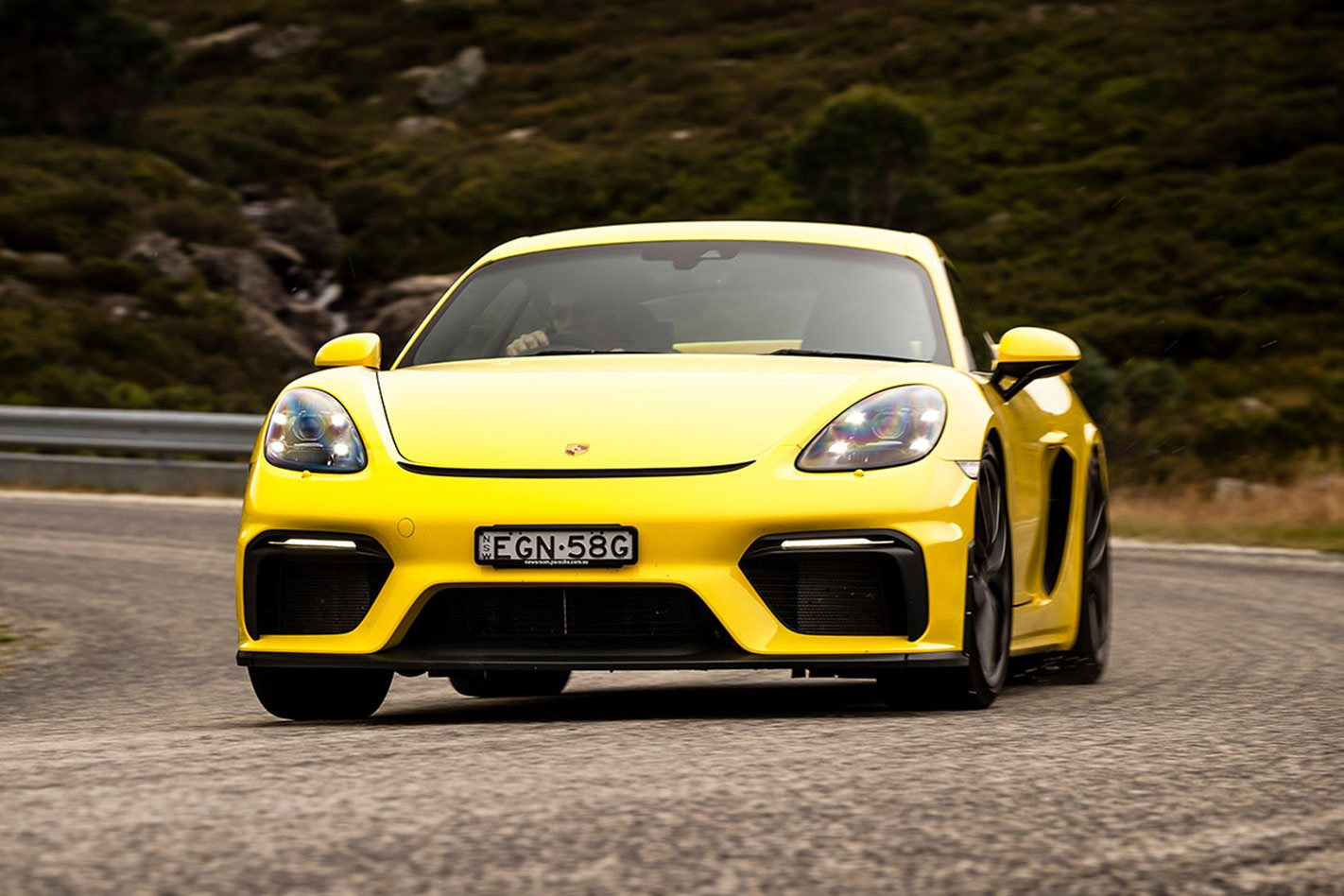 Why the Porsche 718 Cayman GT4 has weird gearing