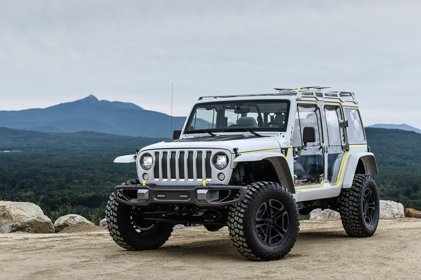2019 Jeep Safari concept