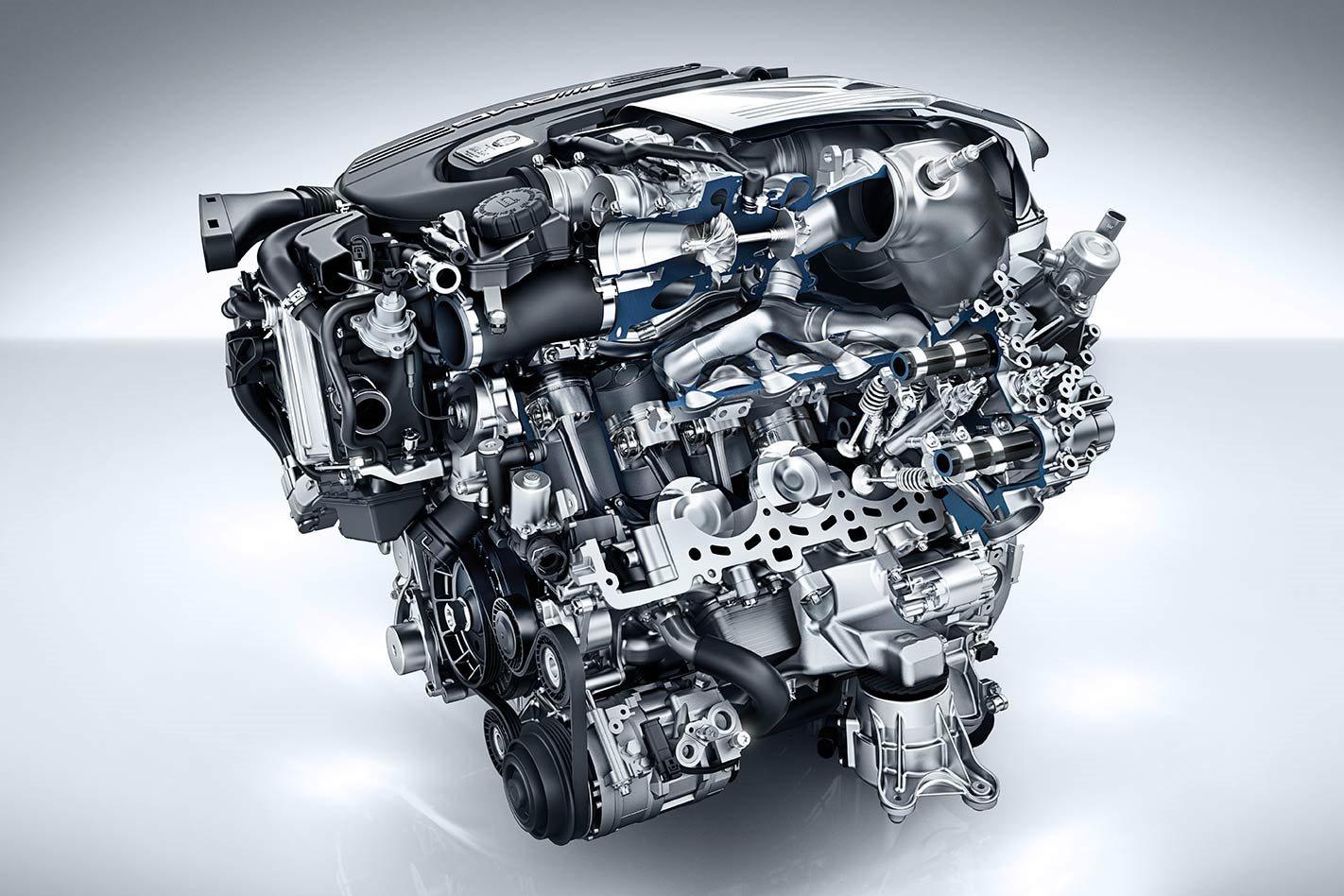 Mercedes-Benz M177 / M178 engine